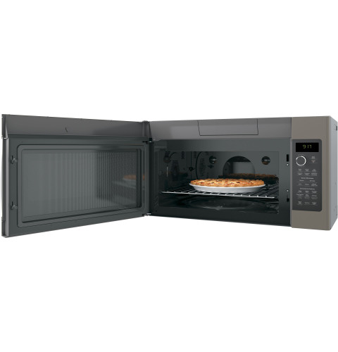 Model: PVM9179EKES | GE Profile GE Profile™ Series 1.7 Cu. Ft. Convection Over-the-Range Microwave Oven