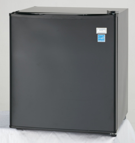 Avanti 1.7 CF All Refrigerator - Black