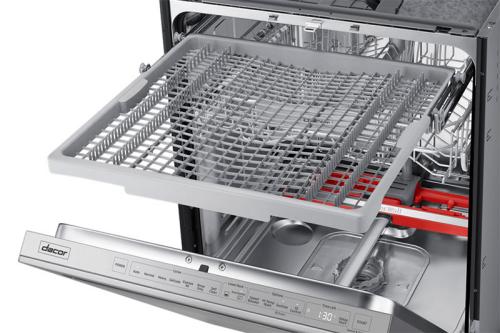 "Model: DDW24M999US   Dacor Modernist 24"" Dishwasher, Stainless Steel"