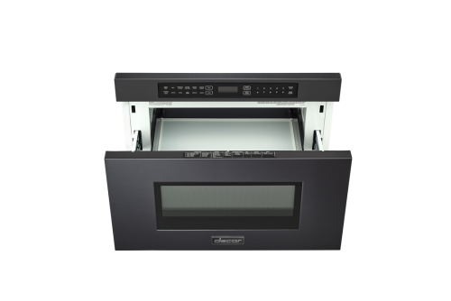"""Model: DMR30M977WM   Dacor Modernist 30"""" Microwave-In-A-Drawer, Graphite Stainless Steel"""