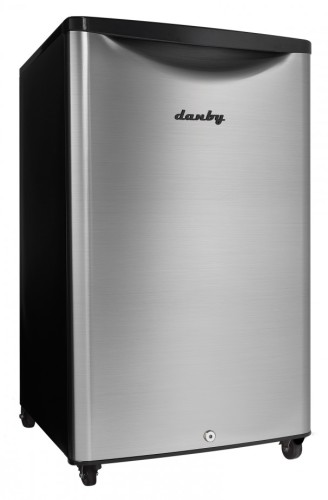Model: DAR044A6BSLDBO | Danby 4.4 cu.ft. Outdoor Compact Refrigerator