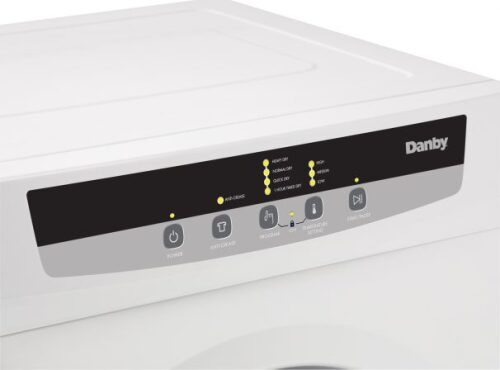 Model: DDY060WDB   Danby Danby 13.2 lb Dryer