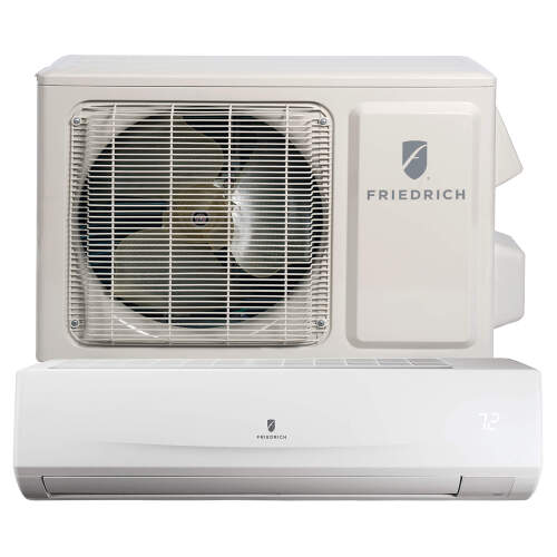 Model: M18YJ | Friedrich 17,00 Btu  Indoor Unit with Outdoor Heat Pump