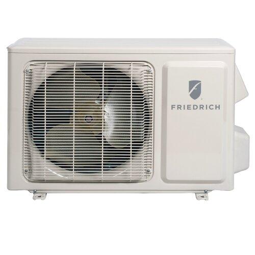 Model: .HM12YJAPK | Friedrich 12,000 Btu J Series + Heat Pump