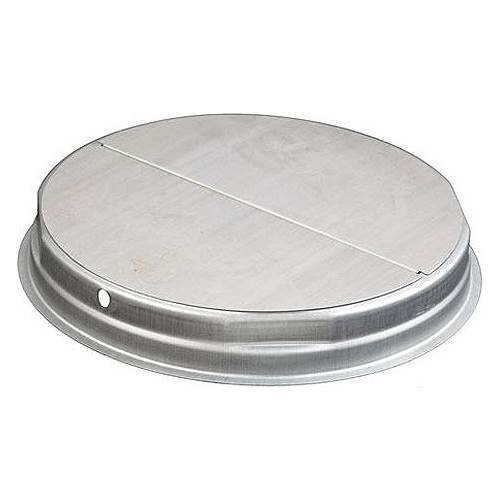 "NuTone 7"" Round Damper with Foam for Range Hoods"