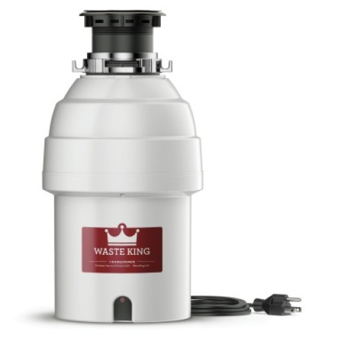 Waste King Legend 1 Horsepower Garbage Disposal
