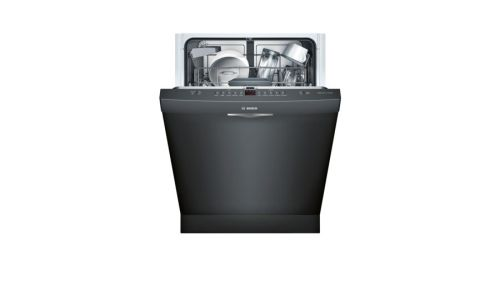 "Bosch Ascenta®24"" Scoop Handle DishwasherSHS5AVL6UCBlack"