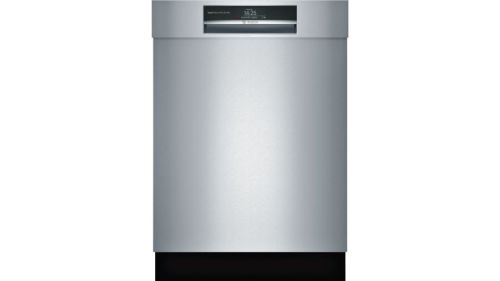 "Bosch 800 Series24"" Recessed Handle Dishwasher with Home Connect"
