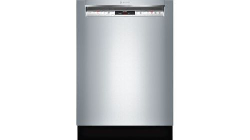 "Bosch 800 Series24"" Recessed Handle Dishwasher"