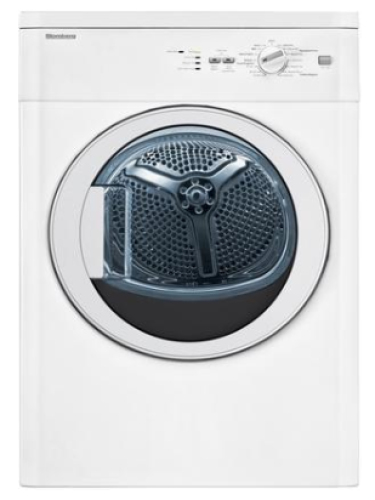 Blomberg 24 Inch Vented Electric Dryer