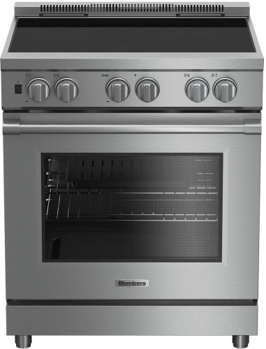 Model: BIRP34450SS | Blomberg 30 Inch Pro-Style Induction Range