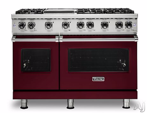 "Viking PRO VGR GAS 48""W SEALED BURNER RANGE- BULP"