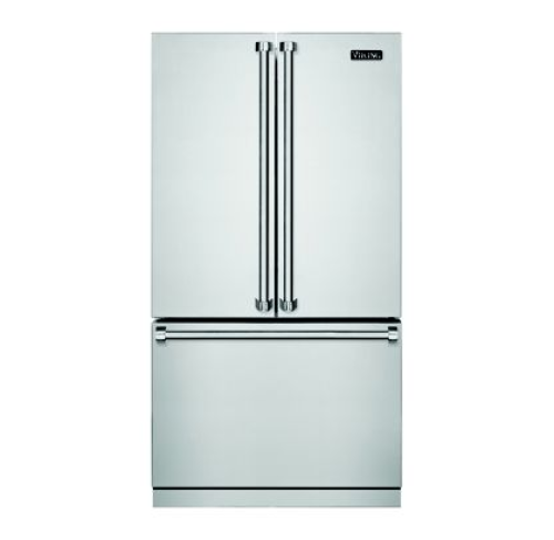"Viking VIKING 36""W FRENCH DOOR REFRIGERATOR"