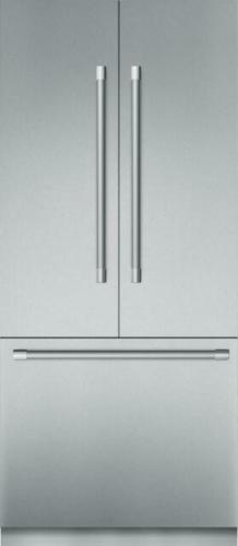 36 INCH BUILT IN FRENCH DOOR BOTTOM FREEZER