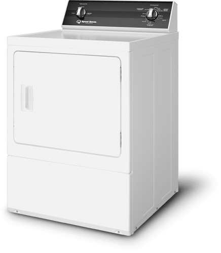Model: DR3000WE | Speed Queen Electric Dryer-White