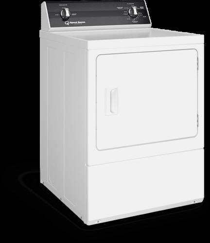 Model: DR3000WG | Speed Queen Gas Dryer-White
