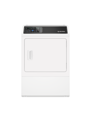 Speed Queen Gas Dryer-White