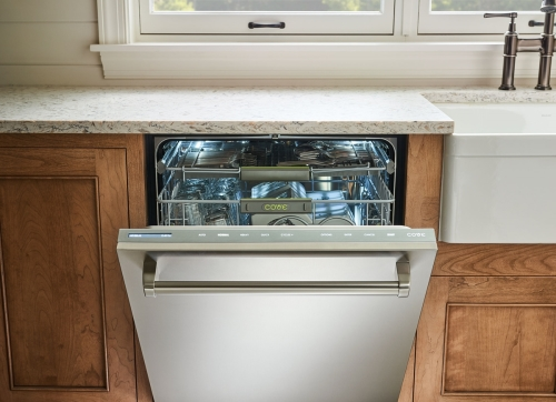 "Model: DW2450 | Cove 24"" Dishwasher - Panel Ready"