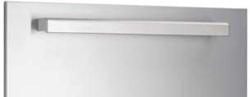 Bertazzoni Stainless Steel Dishwasher Panel for Blomberg Tall Tub Dishwashers