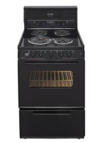 "Model: EFK290BP | Premier 30"" Electric Range"