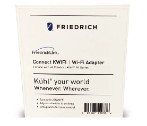 Friedrich Kuhl KWIFI Wi-Fi Adapter Kit,