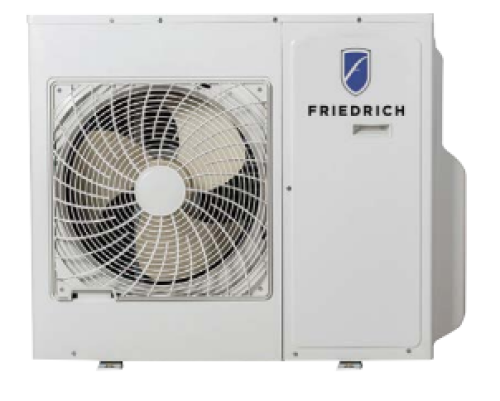 Friedrich Heat Pump Outdoor Condenser Unit