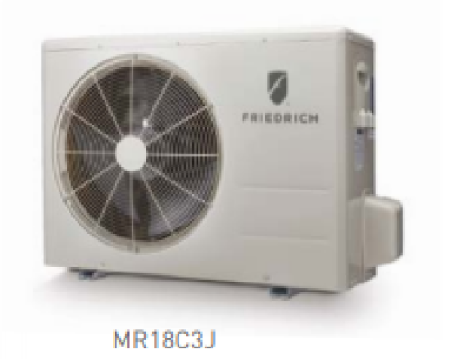 Friedrich Split System Outdoor Condenser Unit- Cooling only