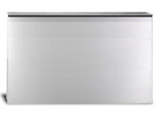 "Model: P48SHB | Capital Cooking 18""  High  Stainless Steel Backguard"