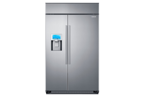 Side-by-Side Refrigerator with Twin Cooling Plus