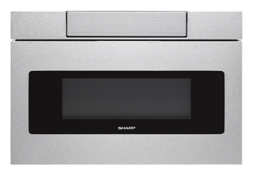 Sharp Appliances 30 IN. 1.2 CU. FT. 950W SHARP STAINLESS STEEL MICROWAVE DRAWER OVEN