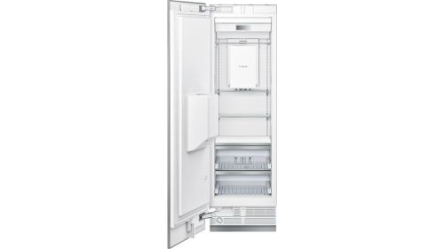 "Model: T24ID900LP | Thermador 24"" Built in Freezer Column with Ice & Water Dispenser, Left Swing"