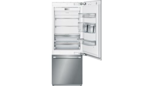 Thermador 30-Inch Built-in Panel Ready Two Door Bottom Freezer