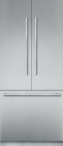"Thermador 36"" Stainless Steel Built In French Door bottom Freezer, Pre-Assembled, Masterpiece® Handle"
