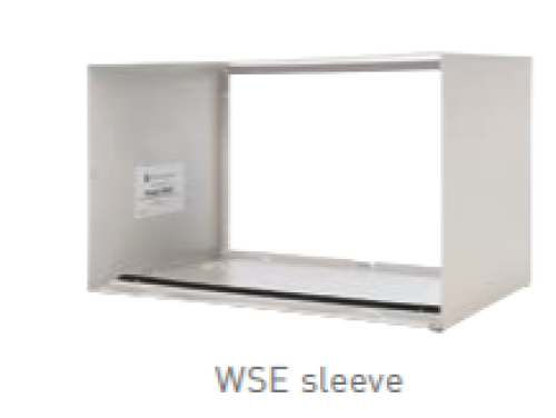 Friedrich WSE Wall Sleeve for use with WallMaster Thru the Wall Air Conditioners