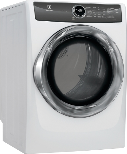 Electrolux Front Load Perfect Steam™ Electric Dryer with LuxCare® Dry and Instant Refresh - 8.0 Cu. Ft.