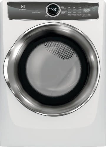 Electrolux Front Load Perfect Steam™ Electric Dryer with PredictiveDry™ and Instant Refresh - 8.0. Cu. Ft.
