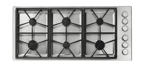 "Dacor Heritage 46"" Professional Gas Cooktop"