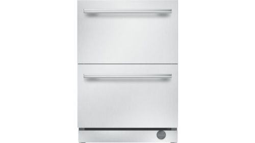 Thermador 24-Inch Under-Counter Double Drawer Refrigerator/Freezer