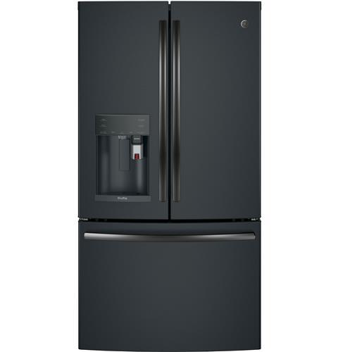 GE Profile GE Profile™ Series ENERGY STAR®  French-Door Refrigerator with Keurig®  Brewing System