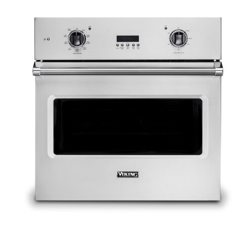 """Viking 30""""W. Electric Single Thermal Convection Oven-Stainless"""