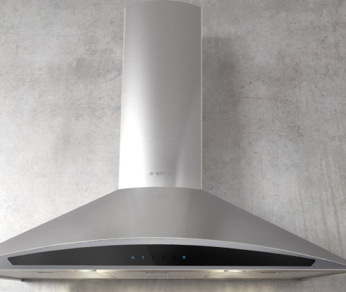 "Elica Foglia 36"" Wide Wall Mounted Hood"