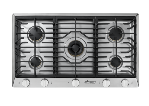 "Dacor Professional 36"" Gas Cooktop"