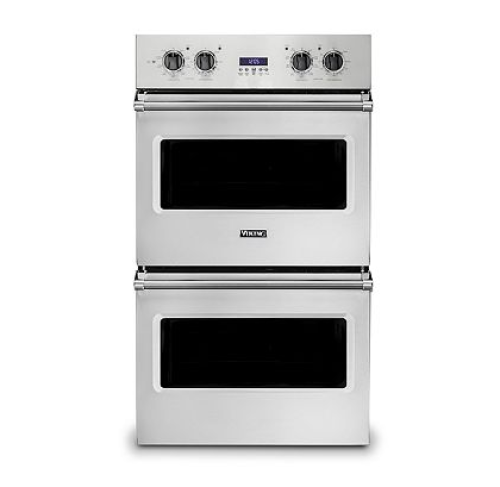 "Model: VDOE130SS | Viking 30""W ELECTRIC DOUBLE THERMAL CONVECTION OVEN- SS"