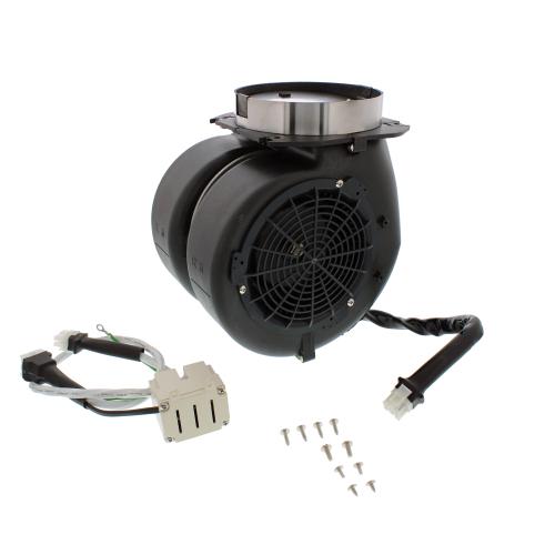 Zephyr Blower, Internal w/Plate, 600 CFM