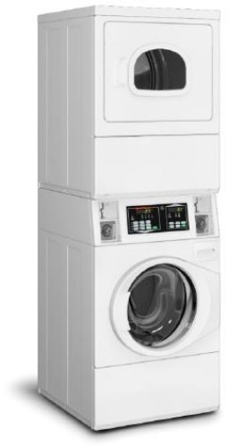 Speed Queen Commercial Stack Gas Washer / Dryer