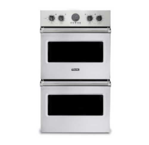 """Viking 30""""W ELECTRIC DOUBLE THERMAL CONVECTION OVEN- WH"""