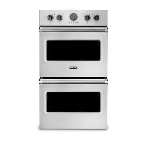 "Viking 30""W ELECTRIC DOUBLE THERMAL CONVECTION OVEN- SS"