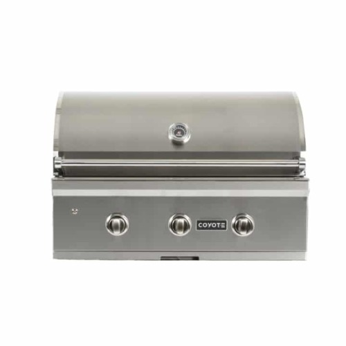 "Coyote 34"" C-Series Grill - LP Gas"