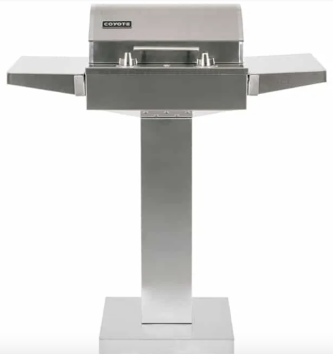 Coyote Pedestal Stand For Electric Grill