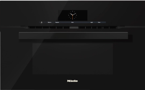 """Miele H 6870 BM 30"""" Speed Oven"""